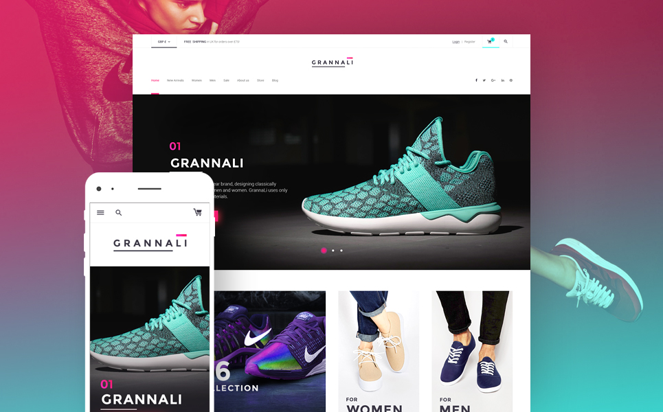 casual-footwear-woocommerce-theme