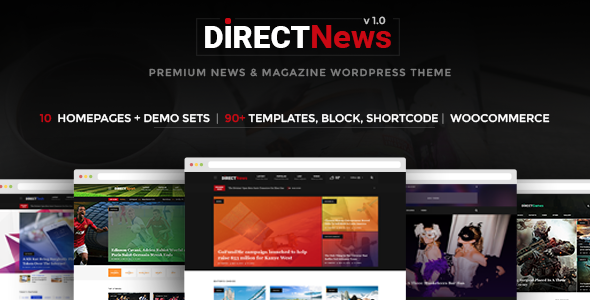 directnews-news-magazine-wordpress-theme