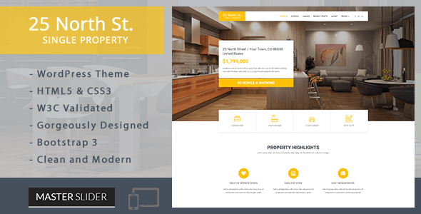 25-north-single-property-real-estate-wordpress-theme