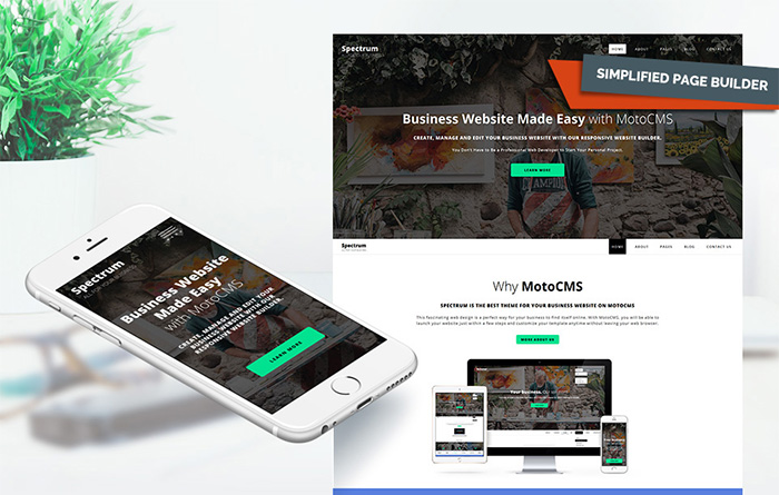 spectrum-business-moto-cms-3-template