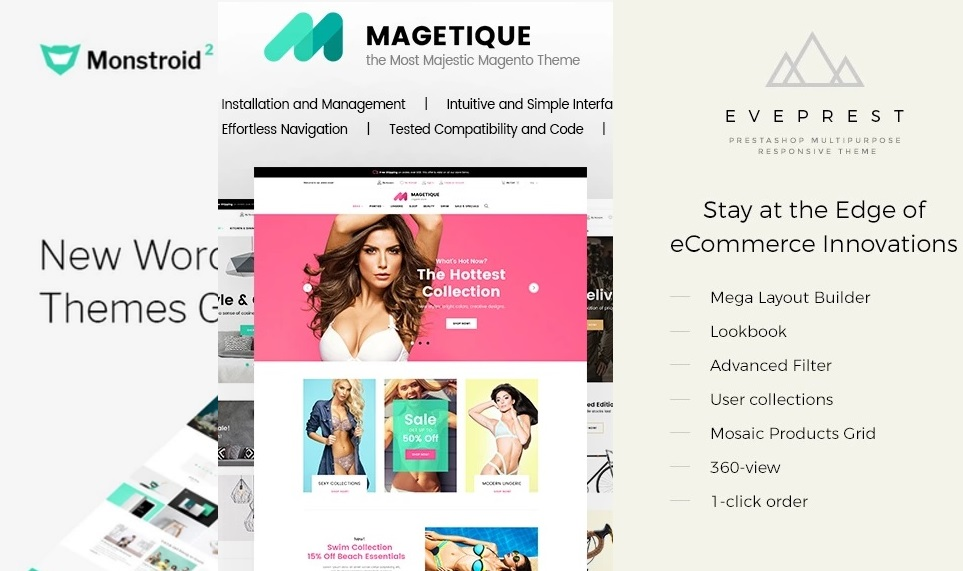Win 1 Of 3 Fantastic Website Themes Created By Template Monster
