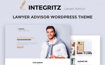 Wordpress business archives zim templates integritz responsive law firm elementor wordpress theme accmission Images